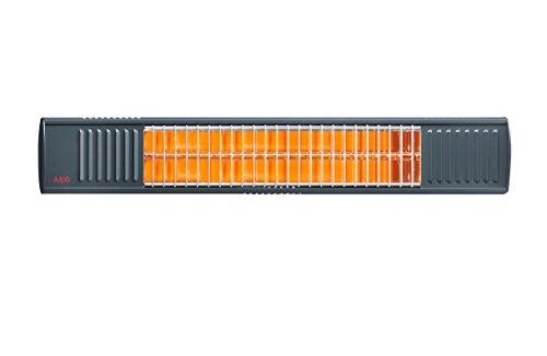 AEG emisor infrarrojos onda corta calefactor 2000