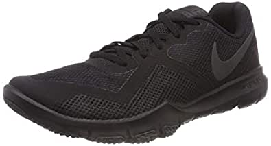 798ddb27bac9 Nike Men s Flex Control II Black Anthracite Multisport Training Shoes-10  (924204-