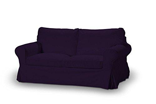 Dekoria rivestimento per divano letto a 2 posti ektorp - Divano letto ikea ektorp ...