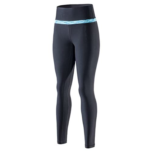 31J93WJkMeL. SS500  - RION ACTIVE Women Stretch High Waist Yoga Pants Running Tights