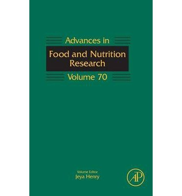 [Advances in Food and Nutrition Research] (By: Steve Taylor) [published: August, 2013]