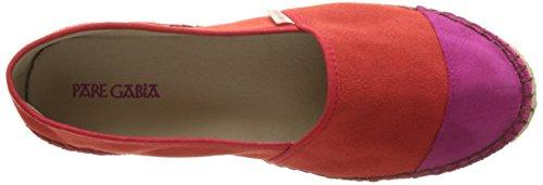 Pare Gabia Vp Premium, Espadrilles Femme Rouge (Rouge Rose Foncé)