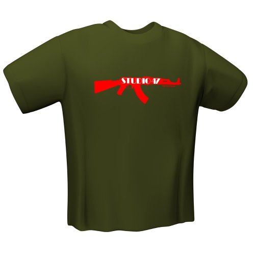Preisvergleich Produktbild T-Shirt AK47 olive Gr. L