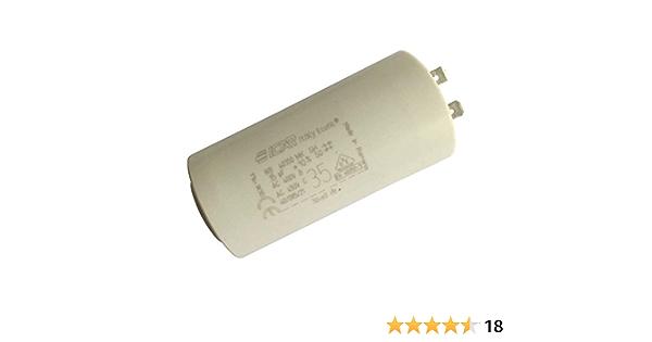 35 µf Kondensator Für Permanentklemmenmotor Beleuchtung