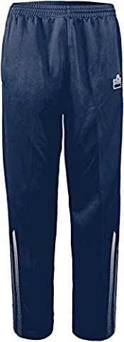 Admiral Fulham Soccer Training/Warm-Up Pants, Navy/White, Adult