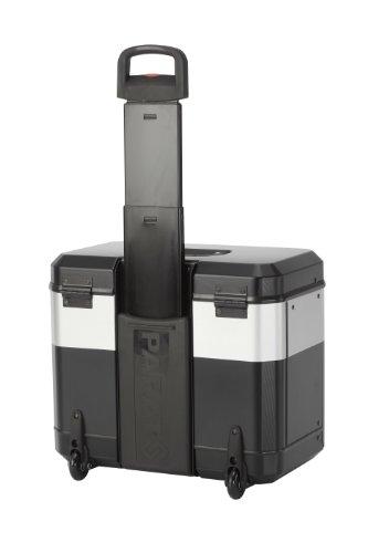 PARAT 2.012.530.981 Evolution Werkzeugkoffer mit genähten Einsteckfächern schwarz/silber (Ohne Inhalt) - 9