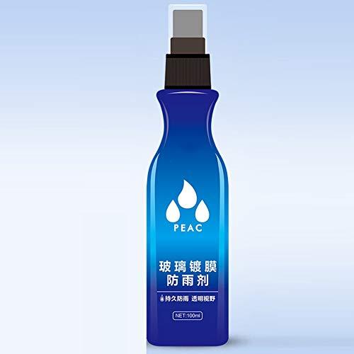 loonBonnie Automóvil Parabrisas Delantero Agente Impermeable Agente retrovisor Repelente al Agua Azul