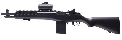 GS PEKL M14 Socom AEG Tactical Softairgewehr elektrisch mit 280 Schuss-Magazin...