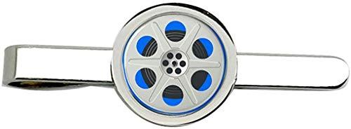 Giftshop UK Kinofilm Reel Krawatte Clip
