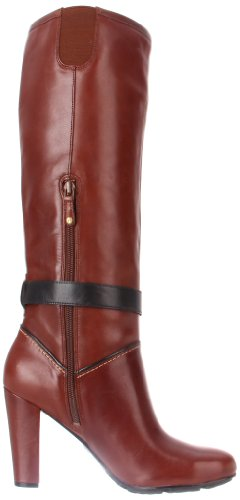 Rockport Jalicia Buckle Tall Boot K71948, Stivali donna Marrone (Braun (Cigar))