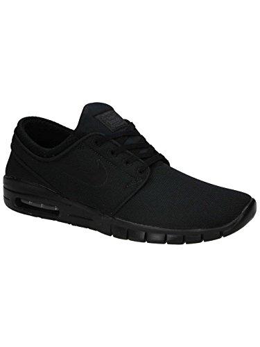 Nike Jungen Stefan Janoski Max Skaterschuhe Schwarz (Black/Black-Anthracite-Black)