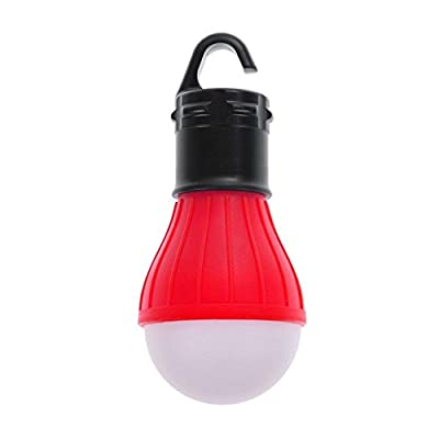 ZHUOTOP Tent Lamp Outdoor LED Camping Hanging Light Bulb Fishing Lantern Emergency Waterproof Lamp : everything £5 (or less!)