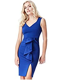 56d2ef8d151 Amazon.co.uk  Goddiva - Dresses   Women  Clothing