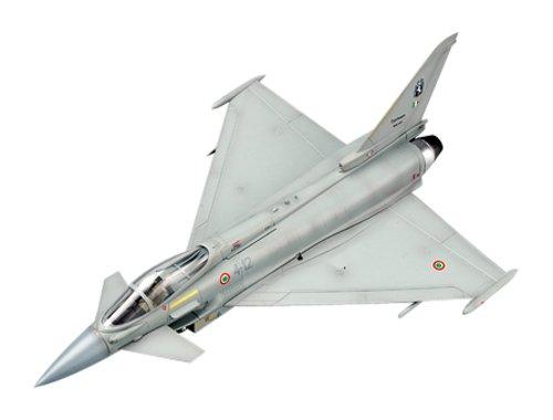 Easy model 1:72 - ef-2000a eurofighter typhoon - italian air force (em37143)