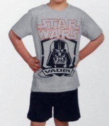 PIJAMA STAR WARS ADULTO VERANO - M