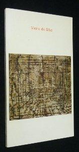 Vieira da silva. peintures 1935-1969. exposition au musee national d'art moderne du 24 09 au 10 11 1969