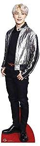 Star Cutouts CS905 BTS Bangtan Boy Silver Jacket r Park_Ji_Min (Star Mini) 90 cm de alto, multicolor