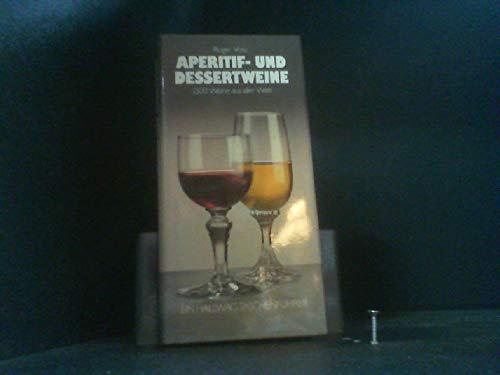 Aperitifweine und Dessertweine