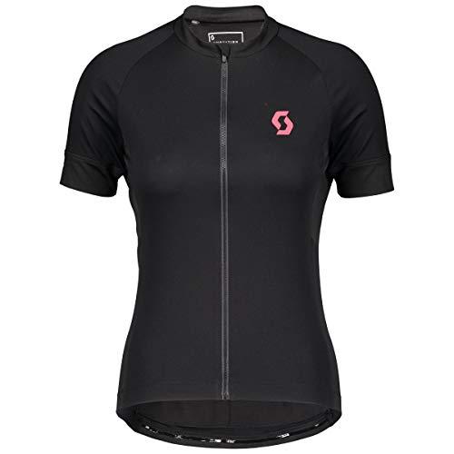 Scott Endurance 10 Damen Fahrrad Trikot kurz schwarz 2019: Größe: S (36/38)