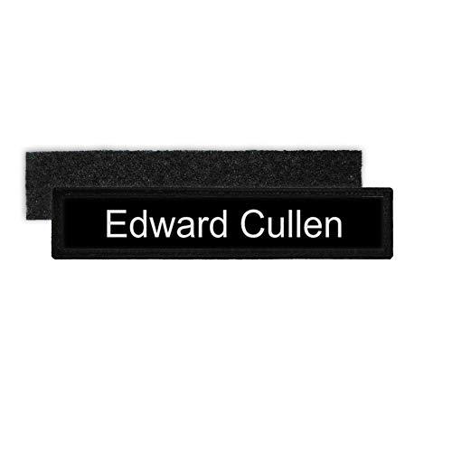Copytec Edward Cullen Vampir Blutsauger Raubtier Gedankenleser Patch Namensschild #26299 - Edward Cullen Design