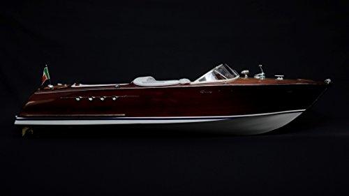 brago Riva Aquarama spécial 1: 7,5120cm Aviation auglich Bateau RC modèle