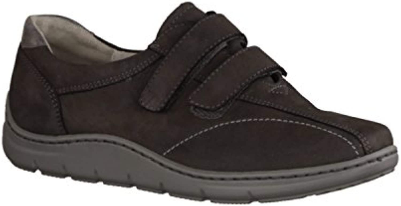 Waldläufer 399304-201-497 - Zapatos de cordones de Piel para mujer