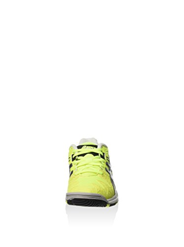 Asics GEL-RESOLUTION 5 GS FLASH YELLOW/BLK/SIL
