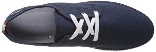 Lacoste L.Ydro Deck 117 1 Cam Tan, Basses Homme Bleu (Nvy)