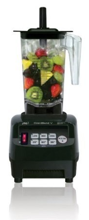JTC Omni Blend batidora negro, Alto Rendimiento Licuadora, Blender 1,5L, 38.000U/min, ideal para smoothies