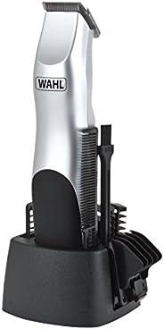 Wahl Groomsman - Recortadora en blíster, color plata