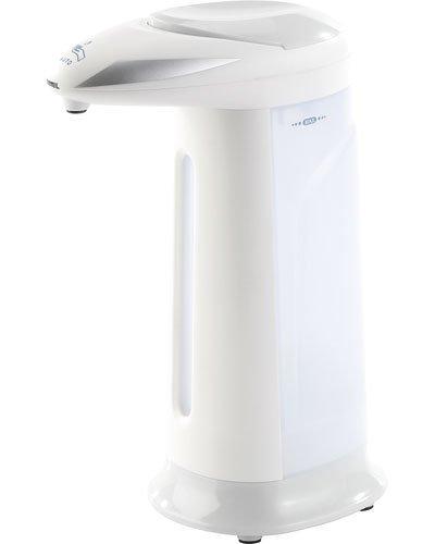 Pearl-Dispenser per sapone automatico con sensore di movimento grigio