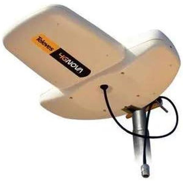 Televes 650101 - Antena 4gnova 4g/LTE g7dbi: Amazon.es ...