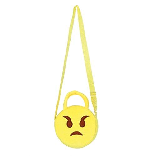 Spalla Borse Emoji B Donna Ragazza A Transer 8POxqwFw