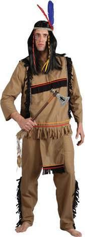 Brave Indian Warrior - Large - 41