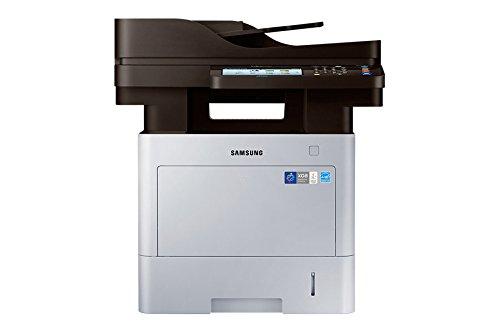 Samsung ProXpress M4080FX/SEE Monolaser-Multifunktionsgerät (Drucken, scannen, kopieren, faxen, 1.200 x 1.200 dpi, 1 GB Speicher, 1 GHz Dual Core Prozessor)