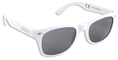 Moët & Chandon Ice Impérial Sonnenbrille Moet Champagner Beach Strand Party Day Design Stylisches Sommer Urlaub Accessoire -