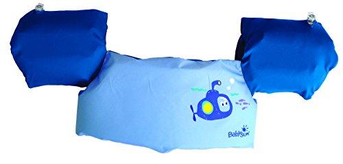 BabySun Ceinture Brassards 2 en 1 Bleu