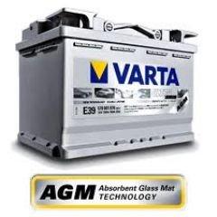 Batteria auto Varta - E39 (096) Start-Stop Plus AGM .