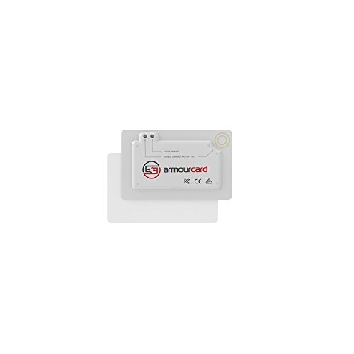 armourcard-SCRAMBLER (Telekommunikation) für Datenschutz von Ihre Kreditkarten