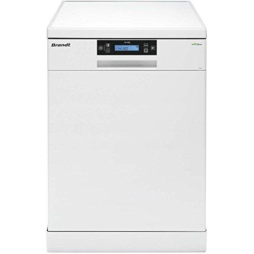 Brandt DFH 14104 W Lave Vaisselle couverts14 place_settings 44 decibels Classe: 618246