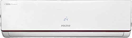 Voltas 1.5 Ton 3 Star Split AC (183 JY, White)