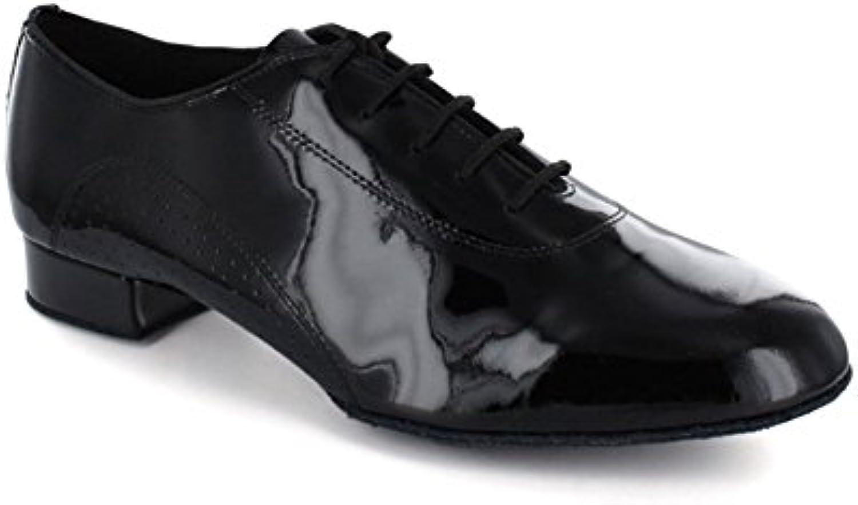 Danza moderna scarpe dell'uomo Patent leather scarpe morbido Scarpe Scarpe Scarpe da ballo latino per gli adulti | Design professionale  90dcfc