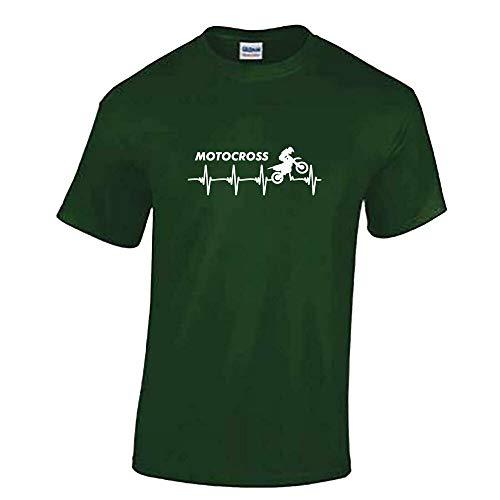 380d3bfe7d3ae qhwd Unisex Fun Motocross Tshirt - Lifeline T Shirt - Motorbike Clothing  Jersey Gift