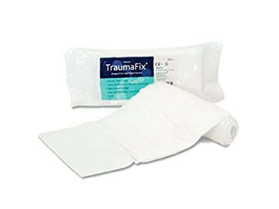 Trauma Fix Sterile High Pressure Bandage For Major Bleed Injuries 15cm x 18cm from Reliance Medical