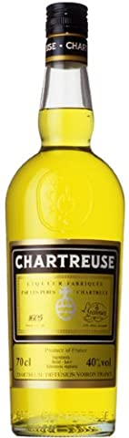 Chatreuse - Liqueur Chartreuse Jaune 70