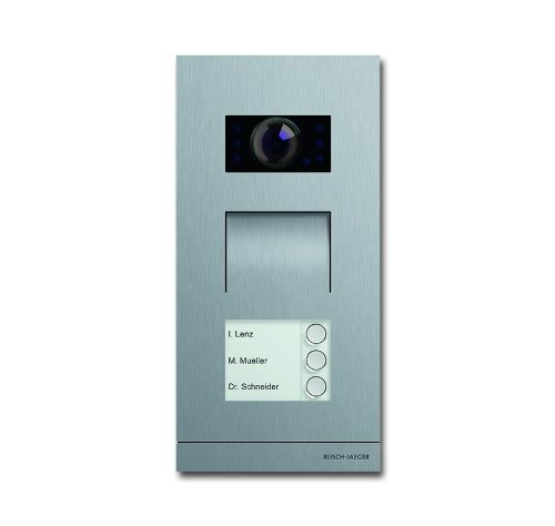 Busch-Jäger 83121/660 Video Door Intercom 3 °F