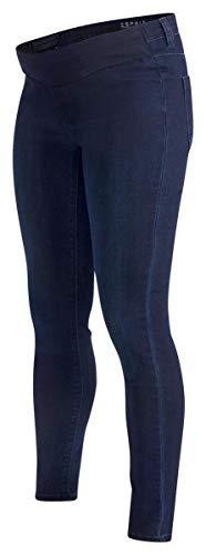 ESPRIT Maternity Damen Umstandsjeans Jegging OTB (W26/L32 (Herstellergröße: 34/32), Darkwash (910)) -