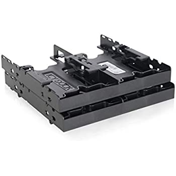 /Mounting Frame for 4/x 2.5/Inches Icy Dock Flex Fit Quattro MB344SP/ 6.4/cm 13.3/cm SSD//HDD IN 1/x 5.25/Inches
