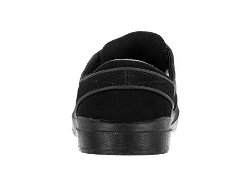Nike SB Lunar Stefan Janoski Hyperfeel Skaterschuhe Black (Black (schwarz / schwarz-anthrazit-schwarz))