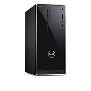 Dell Inspiron 3000 Desktop - (Black) (Intel Pentium Processor, 8 GB RAM, 1 TB HDD, Intel HD On Boarding Graphics, Windows 10)